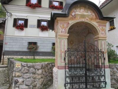 Obnova langusove kapelice