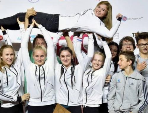 Vita Lukan evropska mladinska prvakinja, Luka Potočar 4.